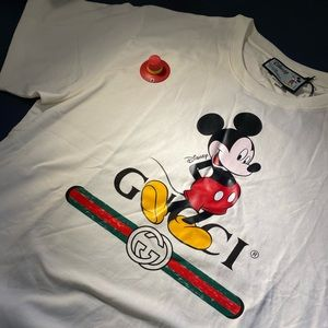 Gucci Disney Mickey Mouse T-Shirt